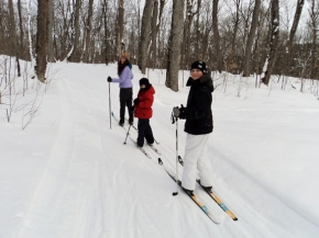Slip Sliding Away: Cross-Country Skiing in Ontario