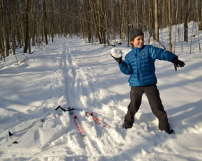 Any Day or Every Day: Cross-Country Skiing in Ontario