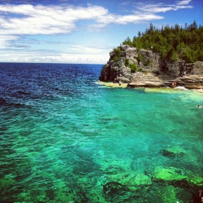 Bruce Peninsula National Park – As Recommended by you!