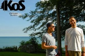 The Kings of Summer discover one of Ontario's newest breweries