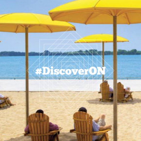 #DiscoverON – A new discovery each day this summer!