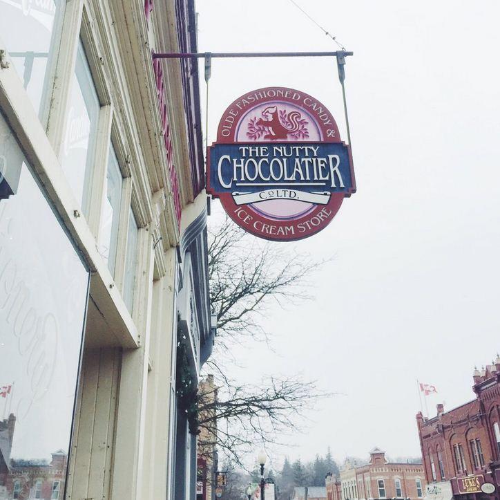 Nutty Chocolat