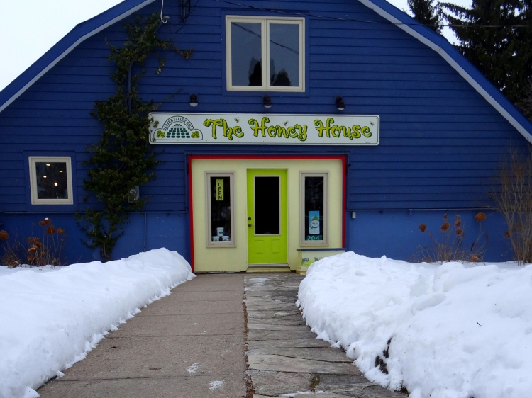The Honey House in Clarksburg