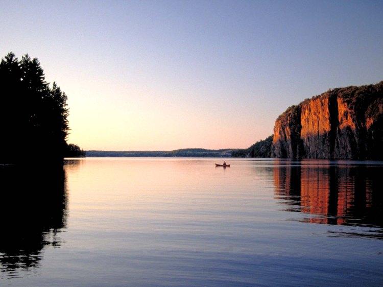 Bon Echo Provincial Park